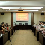 云南省科学技术情报研究院来东中心调研学习