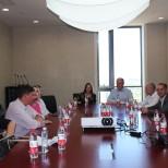 立陶宛科学创新代表团访问国家技术转移东部中心