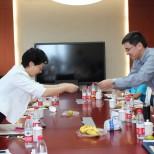 技术转移成就科技创新之城-杨浦区国家创新试点城区建设课题组调研国家技术转移东部中心