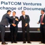 中马两国首个国家级技术转移平台正式启动