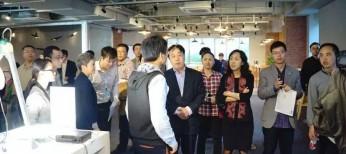 2016年10月21日,科技部办公厅张新民副主任、何馥香副巡视员等全国科技管理系统政务工作会议代表团一行莅临国家技术转移东部中心参观交流