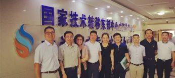 大连·上海合作对标—构建常态化资源对接合作渠道