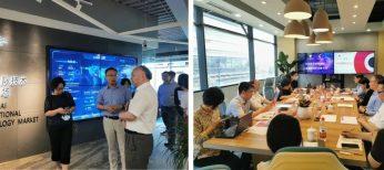 积极协同,努力落实国际医药流通创新中心建设